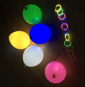 LED Luftballons, LED Heliumballons
